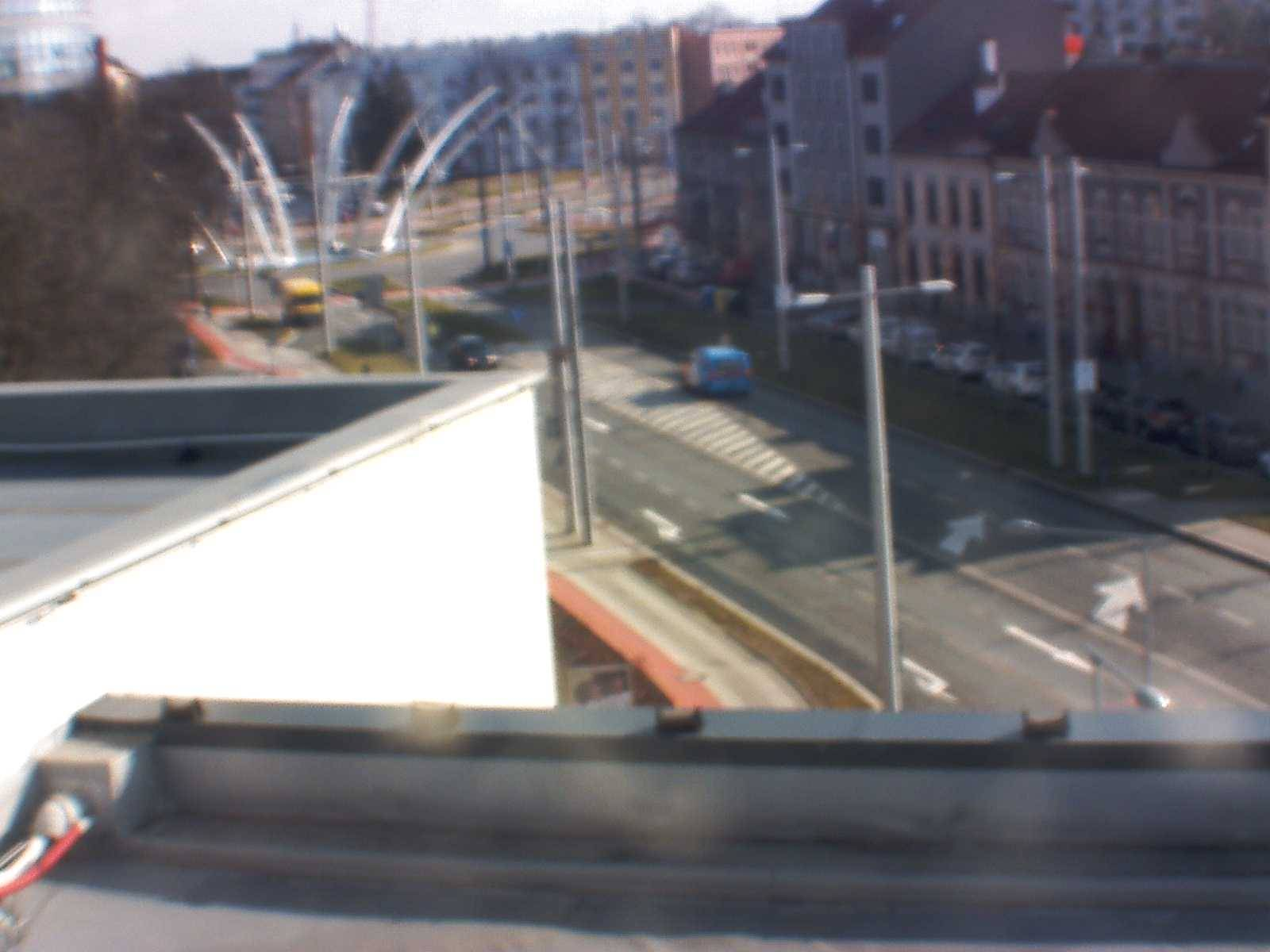 Webová kamera - Koruna - čas 10:00