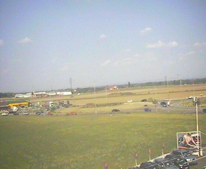 Webová kamera - kruhový objezd ČKD - čas 16:00